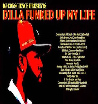 DOWNLOAD:: DJ CONSCIENCE's 2016 J DILLA TRIBUTE MIX (Click Image)