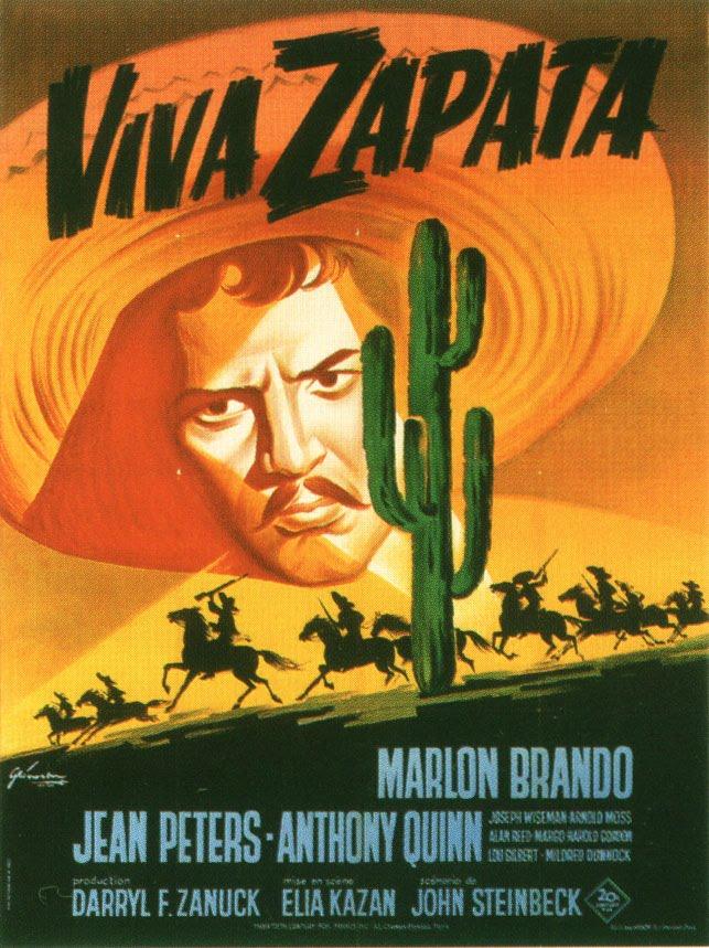Carteles de películas conocidas - Página 2 Viva%252Bzapata%252Bdos