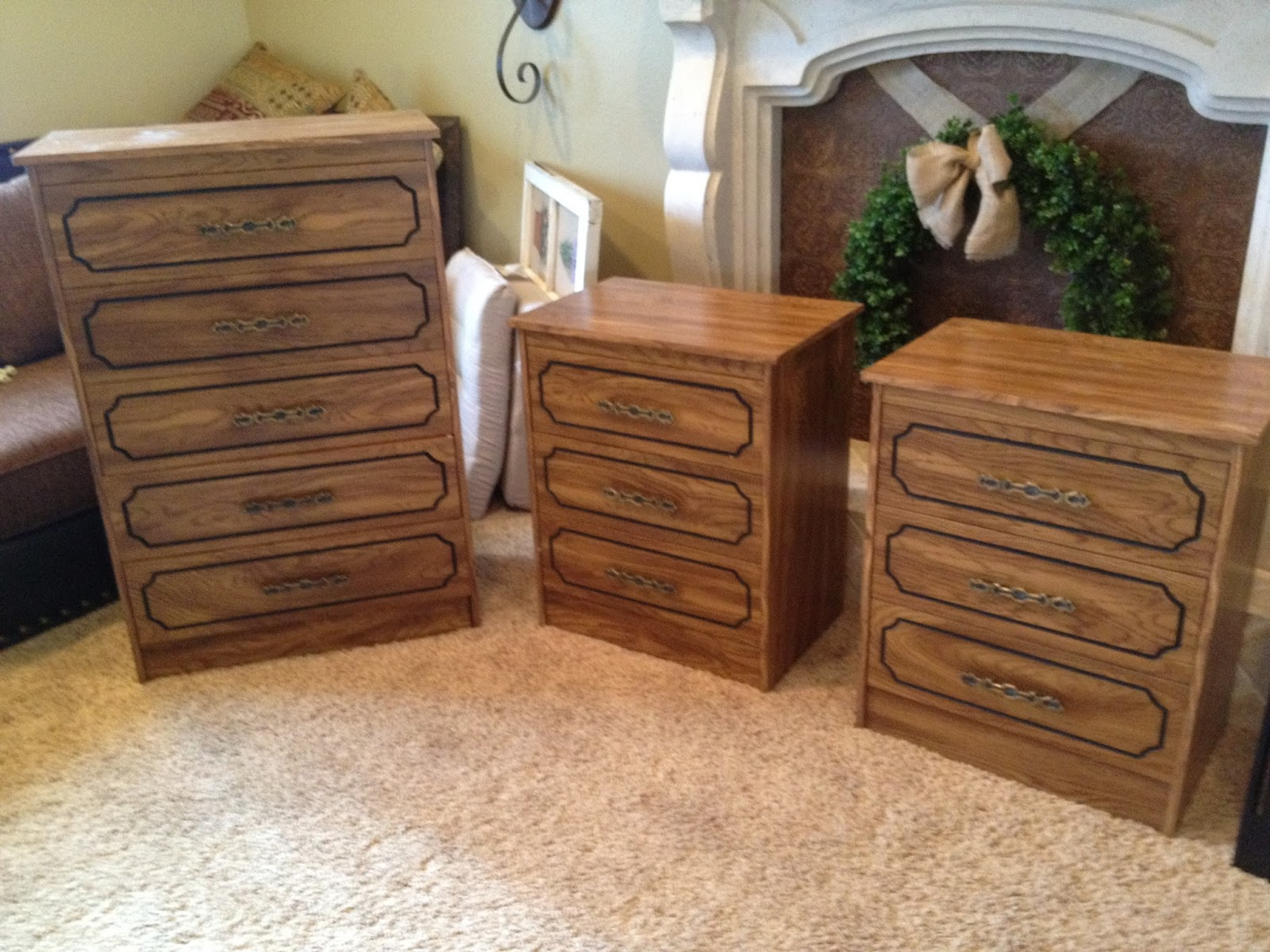 sage dressers for sale dresser old second three drawer hand antique on green