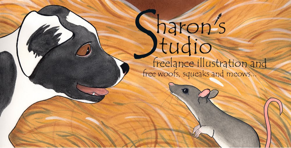 Sharon's Studio