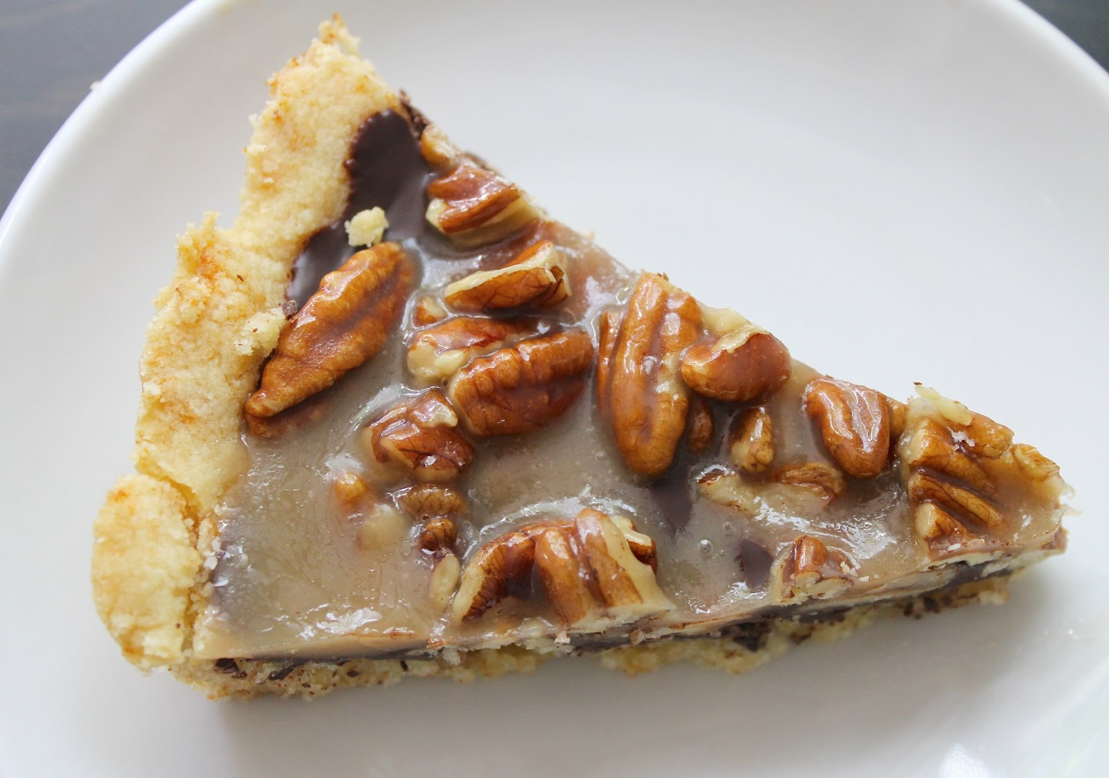 pecan pie but say that in a loud drawn out southern twang with pecan ...