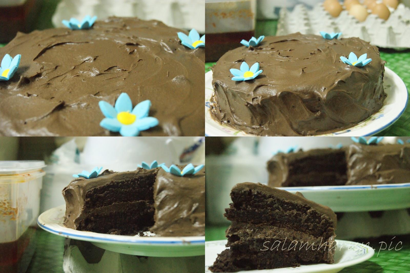 Respi Of Chocolate Cake