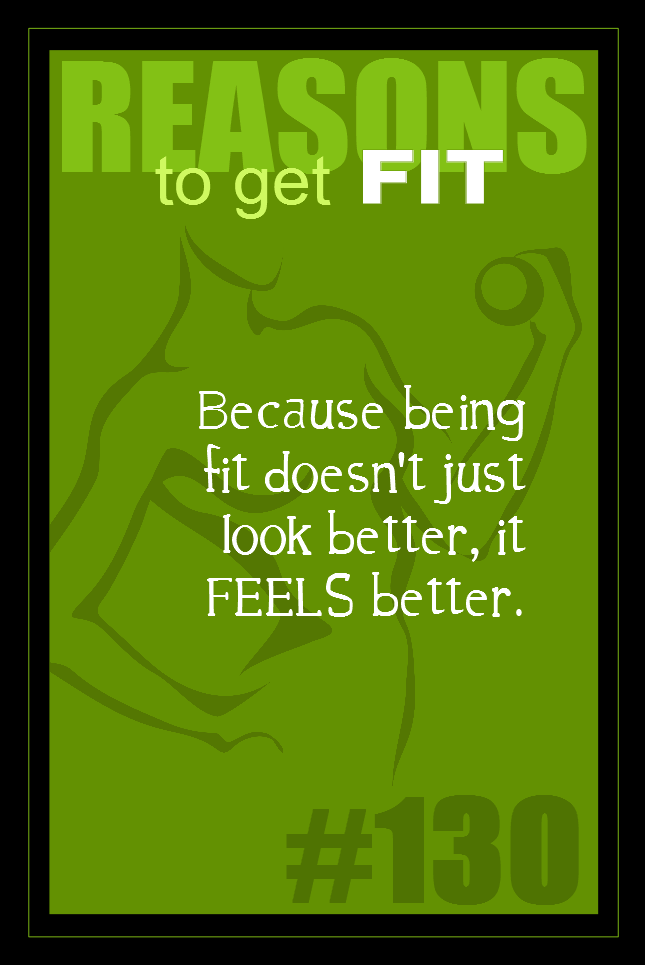 365 Reasons to Get Fit #130