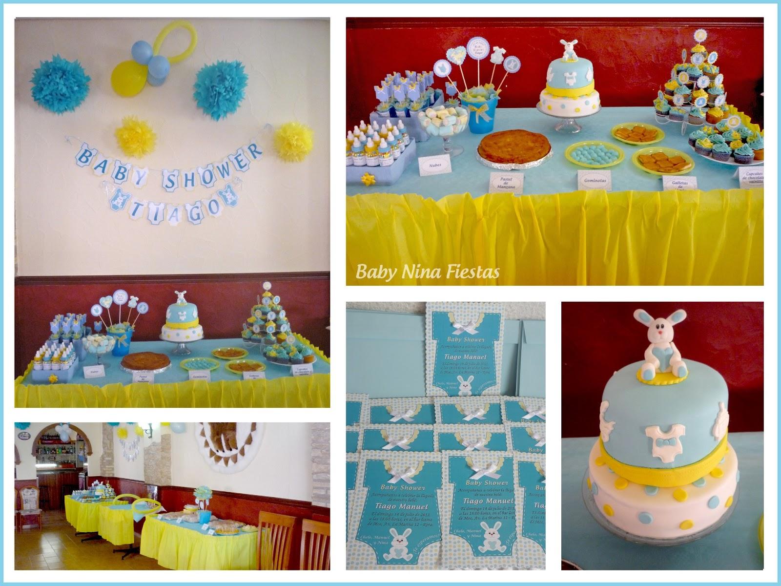 Baby nina fiestas baby shower para nuestro peque o tiago - Fiesta baby shower nina ...