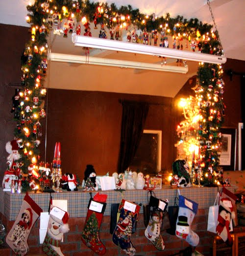 youd think that would be okay but come the week after christmas im exhausted the house is over decorated