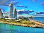 MIAMI FLORIDA (original south beach skyline alan light)
