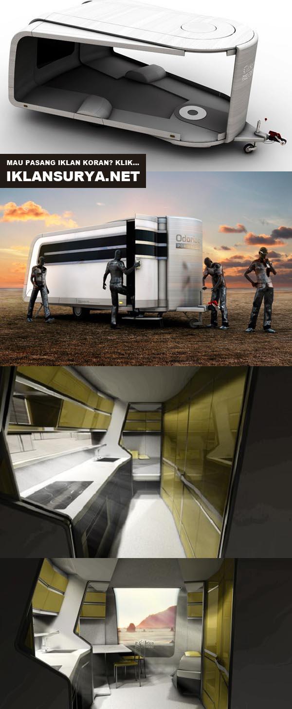 karavan untuk mobil