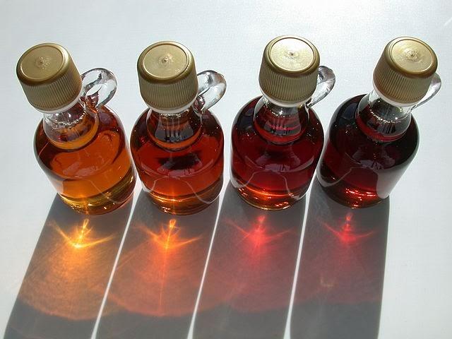 Tabla de índice glucémico- Azúcares y jarabes