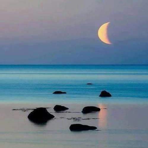 Μαγιάτικο Φεγγάρι στη Νέα Μάκρη