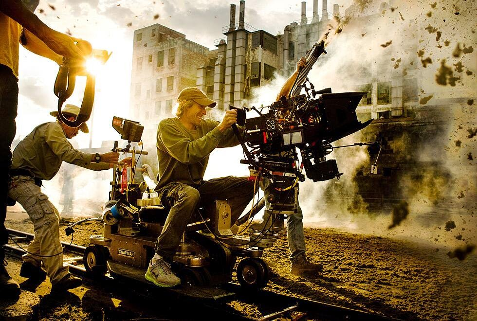 michael bay action director sucks a big fat dick