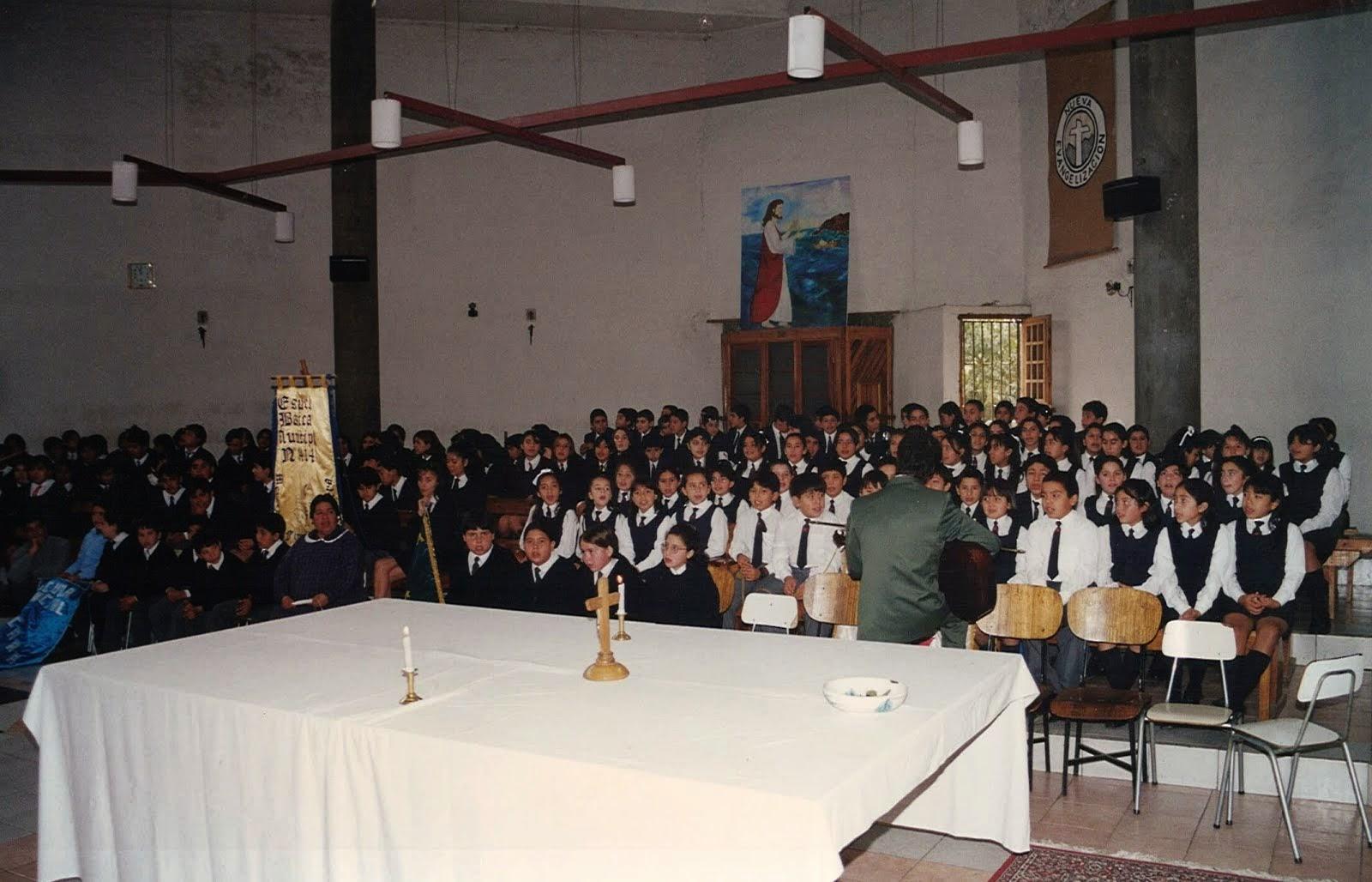 liturgia escolar