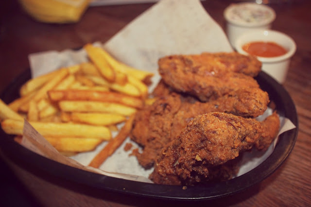 Best Fried Chicken Leeds