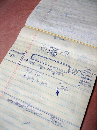Original Twitter Sketch