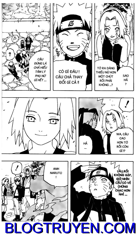 Naruto chap 245 Trang 15 - Mangak.info
