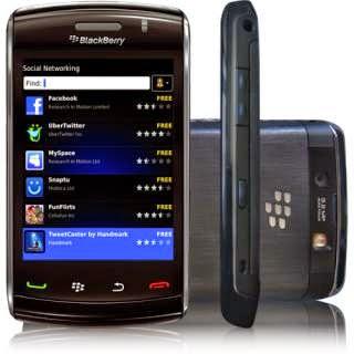Harga BlackBerry Storm 2 9520 Terbaru