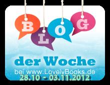 """""""Klusi liest"""" ist Blog der Woche vom 28.10. bis 3.11.2012"""
