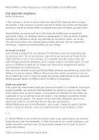 Richard Müller: Traduction article de presse AZ