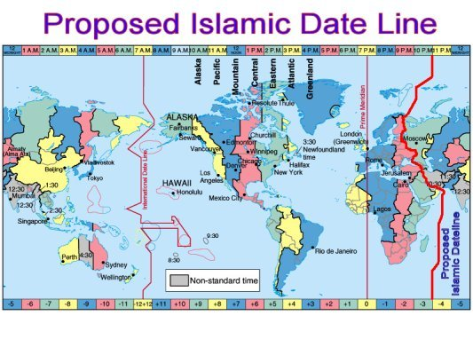 Date line