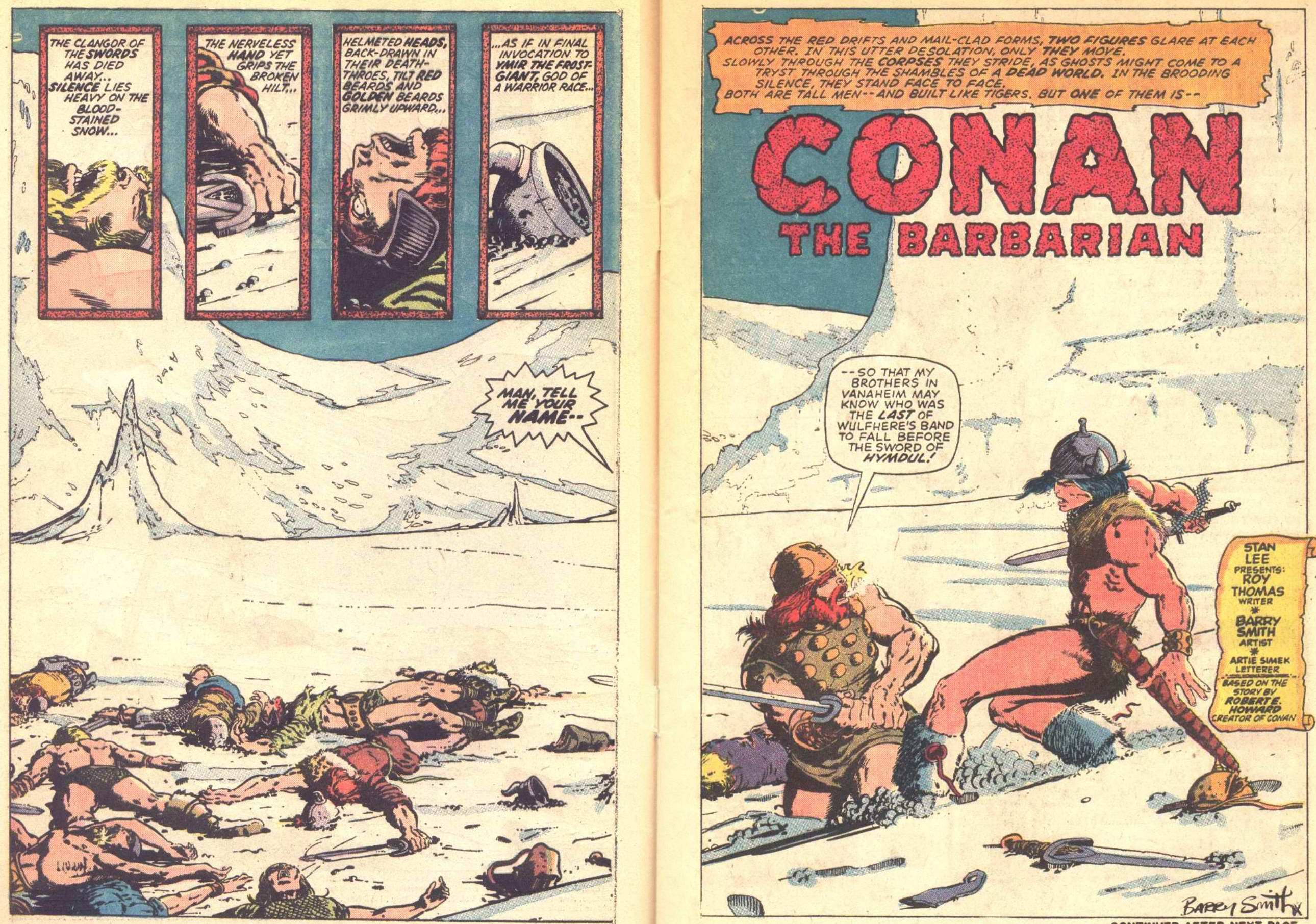 Conan the Barbarian (1970) Issue #16 #28 - English 3