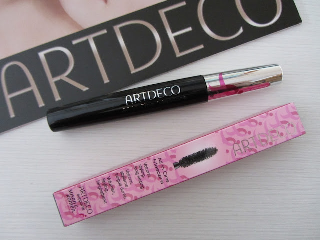 All In One Mascara Pink Ribbon Artdeco
