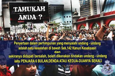Undang-Undang Perhimpunan Malaysia