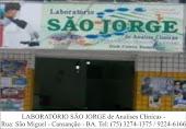 Laboratório São Jorge