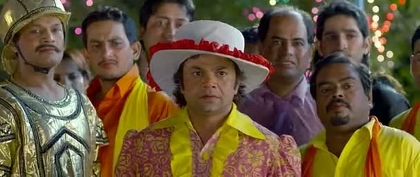 Screen Shot Of Hindi Movie Ata Pata lapata 2012 300MB Short Size Download And Watch Online Free at worldfree4u.com