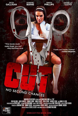 Watch Cut 2010 BRRip Hollywood Movie Online | Cut 2010 Hollywood Movie Poster