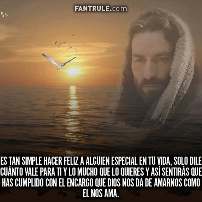 Imagenes Buenos Dias Cristianas Jesus Te Quiere Feliz Gracias