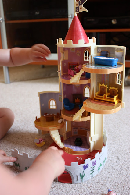 Ben & Holly Magical Castle Playset