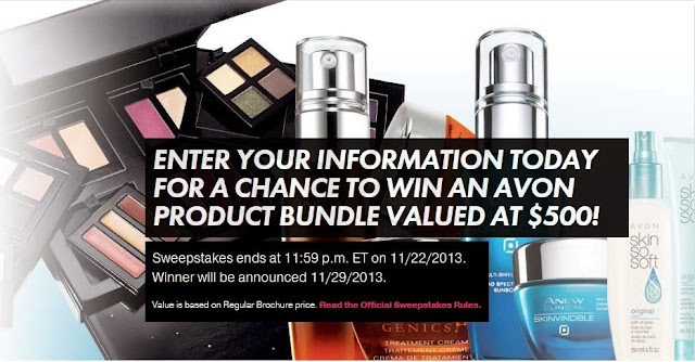 Win Avon Products