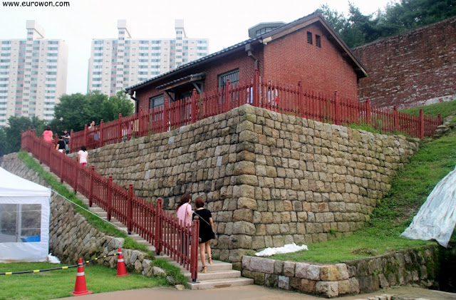 Leprosería de la prisión Seodaemun