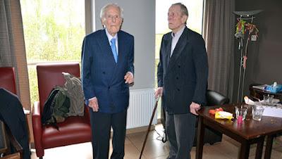 102 წლის ტყუპები – გინესის რეკორდსმენი ძმები