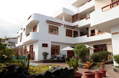 Hoteles en Galápagos Ecuador Hotel Villa Laguna