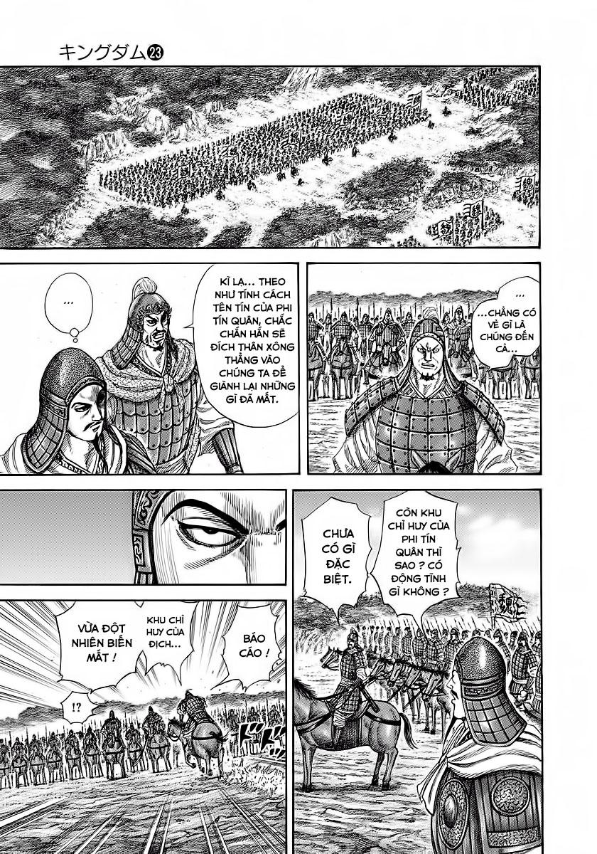 Kingdom – Vương Giả Thiên Hạ (Tổng Hợp) chap 247 page 4 - IZTruyenTranh.com