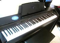 Casio PX750 Piano
