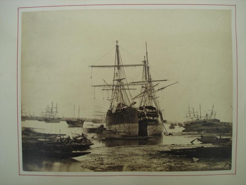 Aftermath of Cyclone in Kolkata (Calcutta) - 1860's