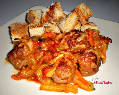 recept mesne kroglice, recepti mesne kroglice, recept italijanske mesne kroglice