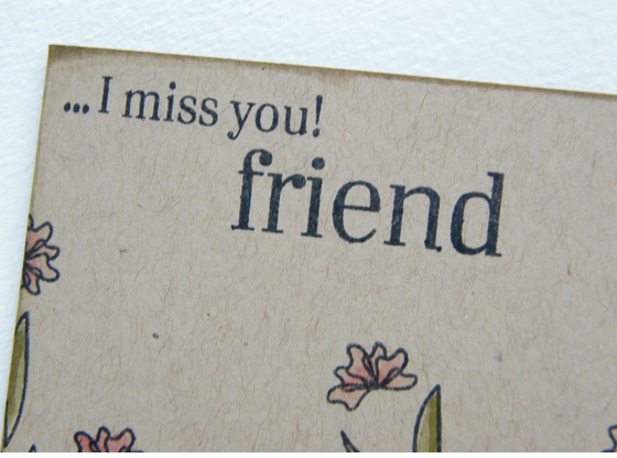 Missing friends quotes for lost friend