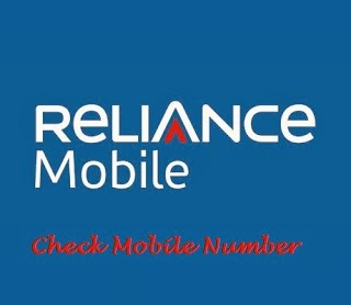 HOW TO CHECK YOUR RELIANCE NUMBER