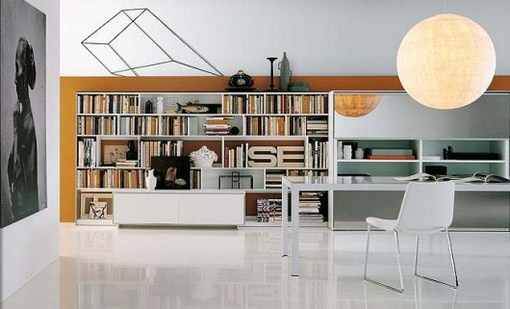 A library of course is needed in the daily life even some people who want to build a personal library in the house. Here are a few small home library ... & beautifull design for your home: Make a Small Home Library Design