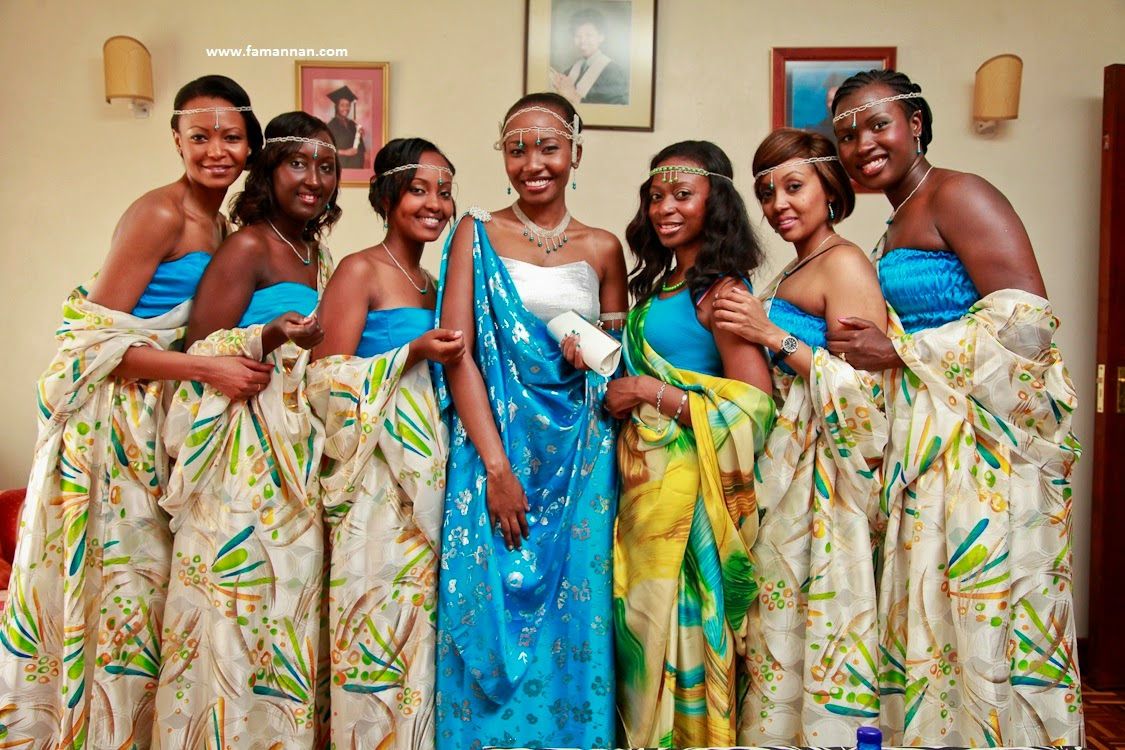 Beautiful east african brides can you please post more rwandan and ugandan