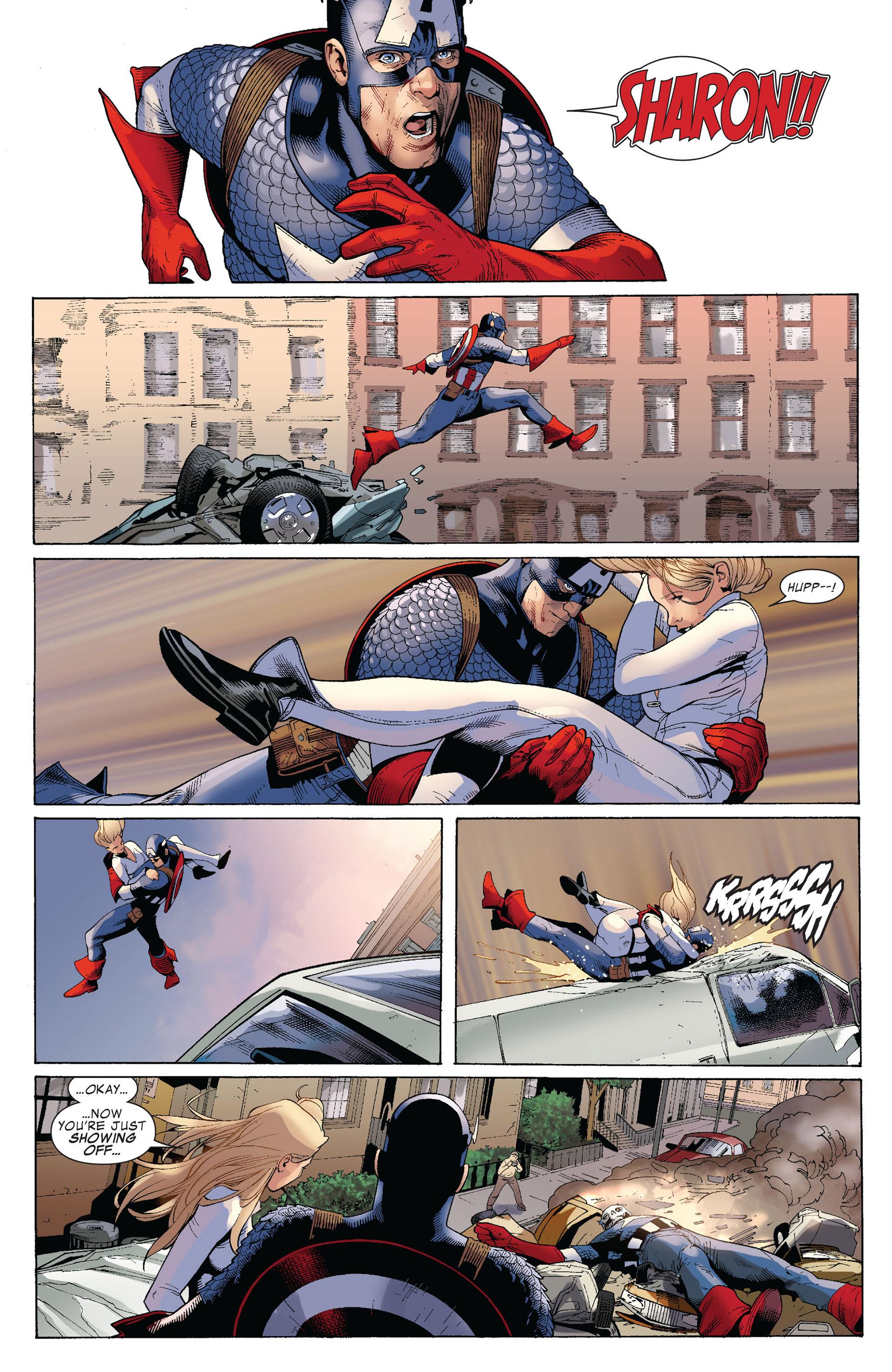 Captain America (2011) Issue #3 #3 - English 15