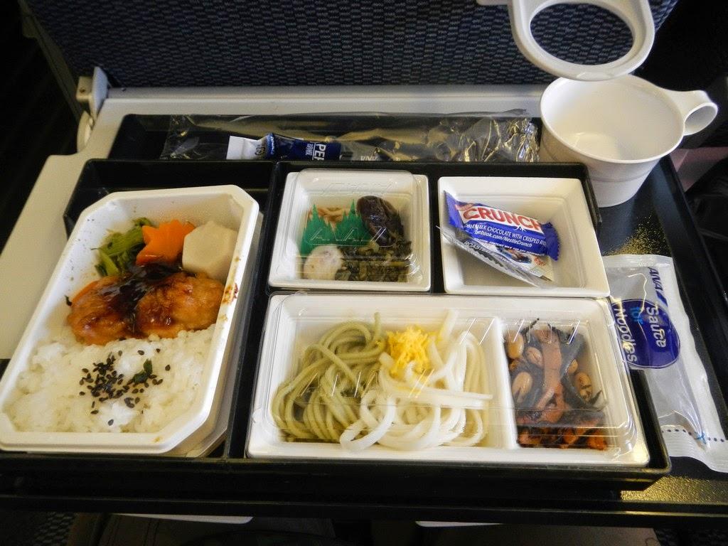 ANA 全日空 飛機餐