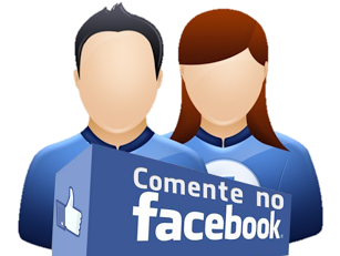 Comente tudo sobre a página no Facebook; confira! (clique na imagem)