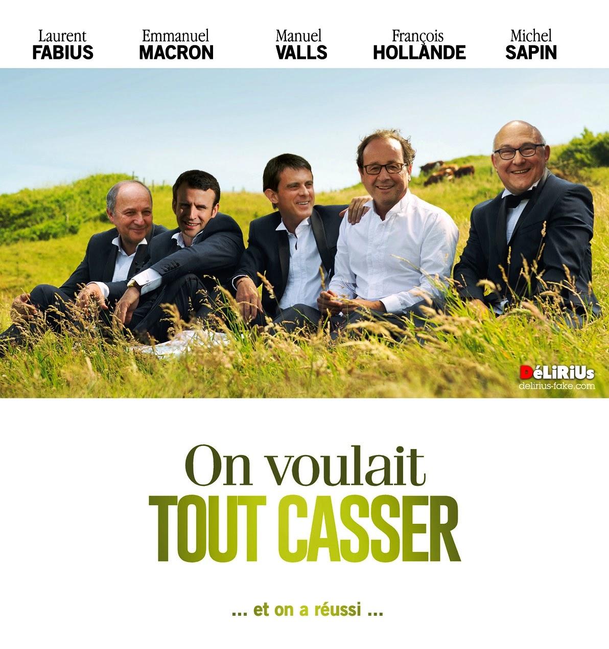 Présidentielle : 77% des Français ne souhaitent pas que Hollande se représente