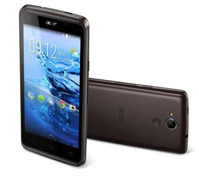 Spesifikasi dan Harga Acer Liquid Z410, Smartphone Android KitKat 4G LTE