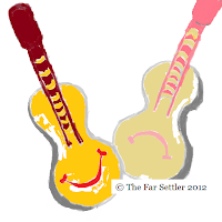 Sad Guitar, Happy Guitar