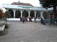 TPA di masjid Quwwatul Muslimin Sambisari Purwomartani Kalasan Sleman Yogyakarta