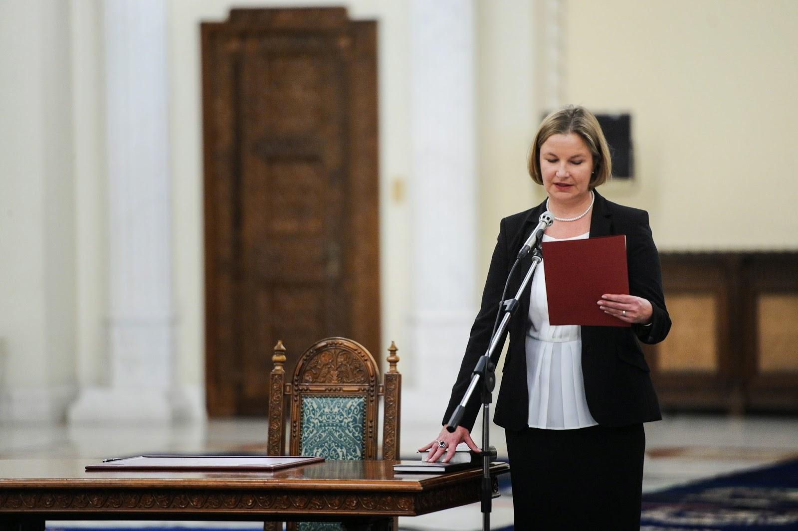Hegedüs Csilla, RMDSZ, Ponta-kormány, Bogdan Aurescu, kulturális miniszter, Románia,